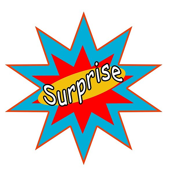 Surprise Party Sticker by ArtFactory5