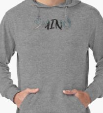 Smino Letters Graphic Lightweight Hoodie