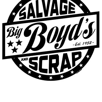 Boyd's Salvage and Scrap (clean) [Roufxis - RB] by RoufXis