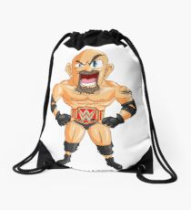 Gold Champion Drawstring Bag