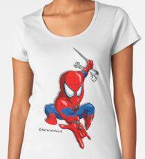 Spider Hero Women's Premium T-Shirt