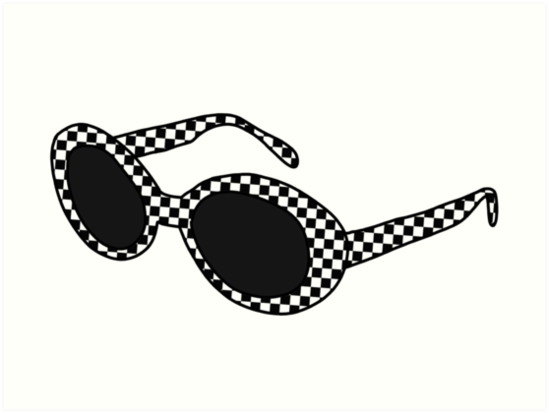 7ee14b8602 checkerboard clout goggles