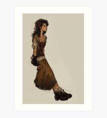 Eponine Art Print