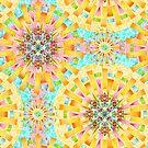 Primavera Pastel Asymmetric by PatriciaSheaArt