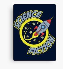 Sci Fi! Canvas Print