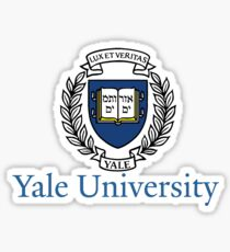 Yale University (Classic Design) Sticker