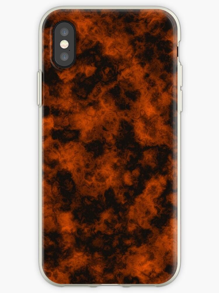 Carpathian Elm Burl iPhone / Samsung Galaxy Case by Tucoshoppe