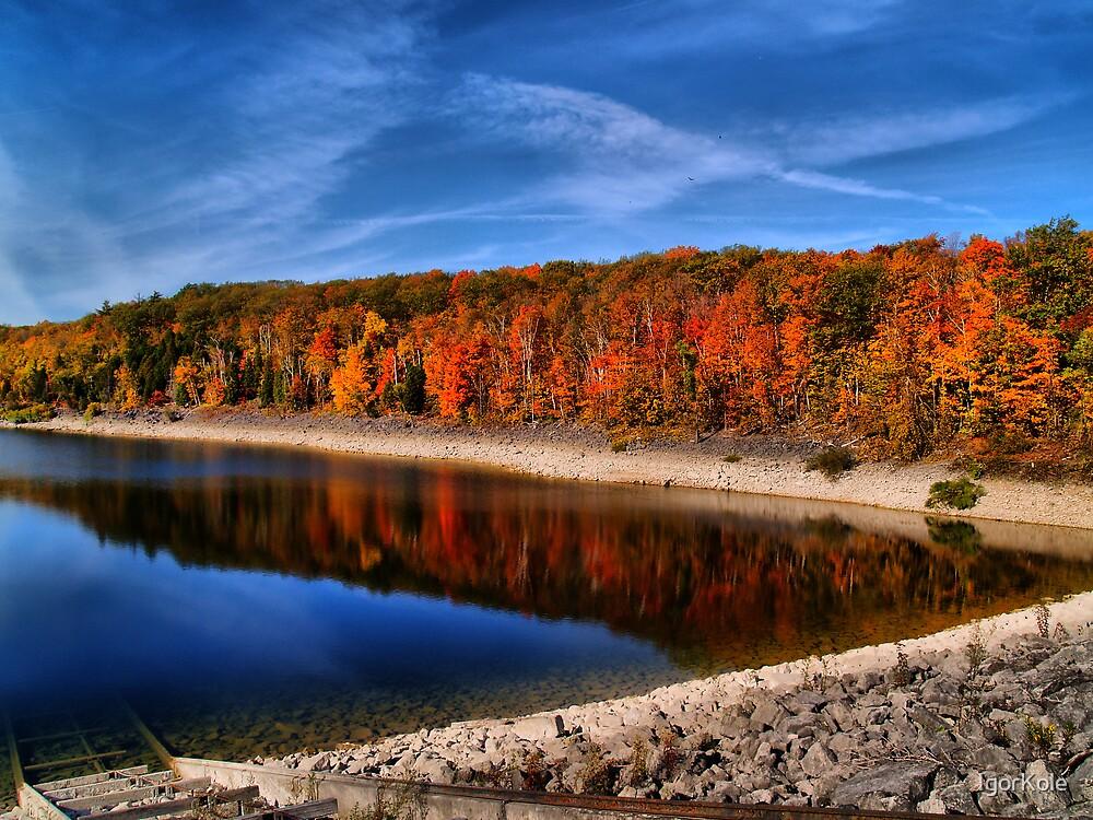 Autumn in Canada by IgorKole