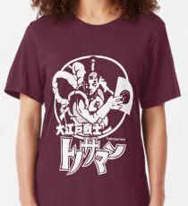 Steel Samurai Slim Fit T-Shirt