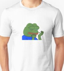 PepeHands Twitch Emote Unisex T-Shirt