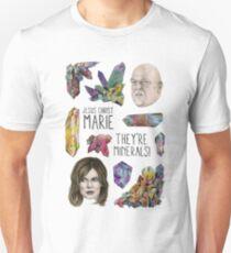 Jesus Christus Marie! Slim Fit T-Shirt