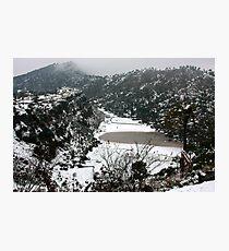 suka sar. northern india Photographic Print