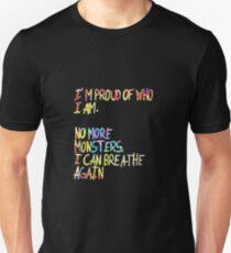 """Kesha - """"Proud Of Who I Am"""" Lyric Unisex T-Shirt"""