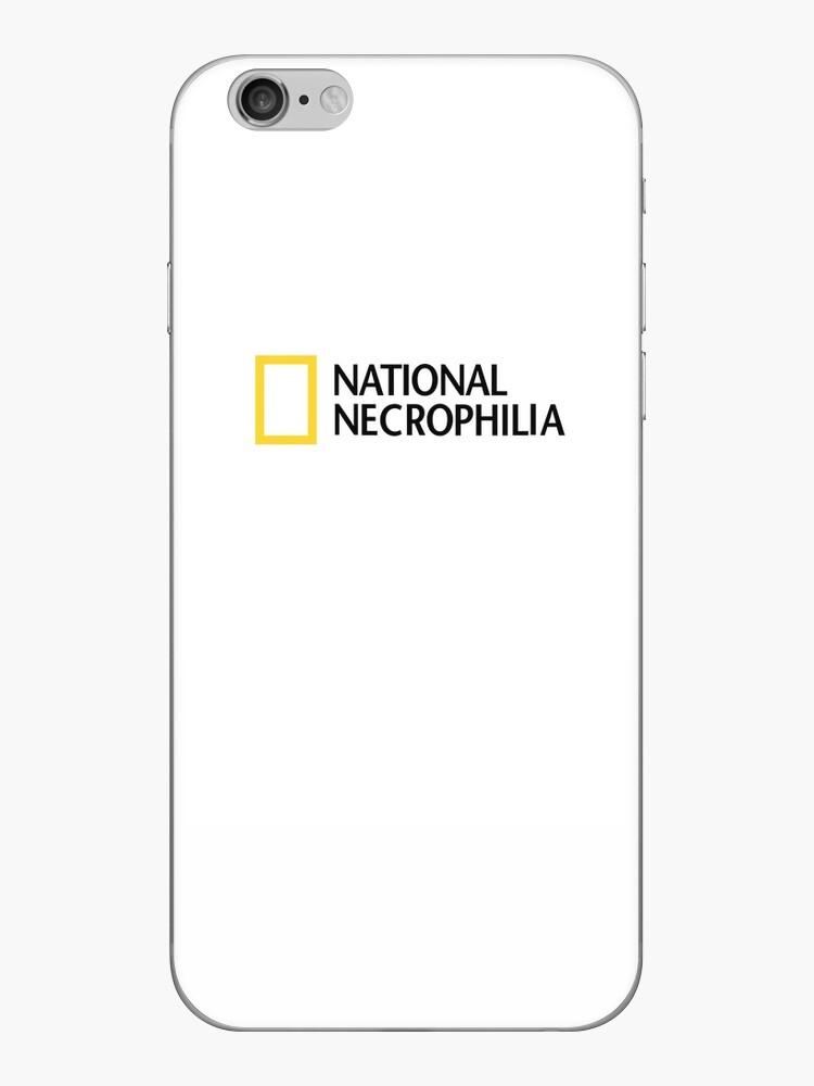 Nationale Nekrophilie von Groovy-garbage