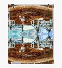 Thrown Stadium Art iPad Case/Skin