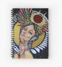 Isis Spiral Notebook
