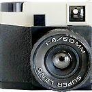 Debonair Plastic Camera #2 by RetroArtFactory