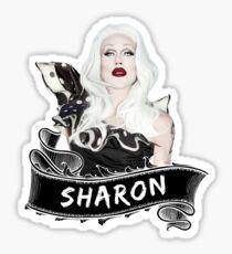 Sharon Needles Sticker
