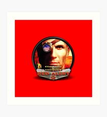 Command and Conquer Red Alert 2 Art Print