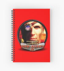 Command and Conquer Red Alert 2 Spiral Notebook
