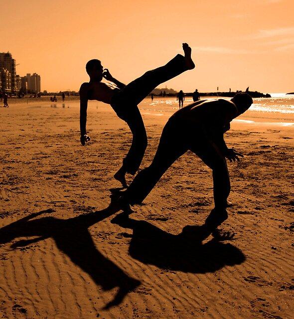 Twilight - Tel Aviv  by kerendanieli