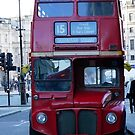 Classic London routemaster. by naranzaria