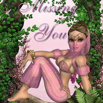 Missing You by ArtisticByNature