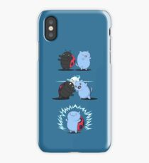 Fusion of a cat and a bug iPhone Case/Skin