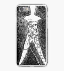 The Enigma of Amigara Fault iPhone Case/Skin