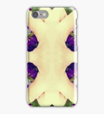 Erotic Iris Fingers iPhone Case/Skin