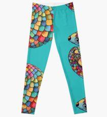 Rainbow Pangolin Leggings