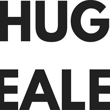 Hug Dealer Drug Dealer Spoof Design by miztayk