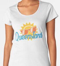 Queensland Flashback Women's Premium T-Shirt