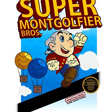 Super Montgolfier Bros. by Todd3point0