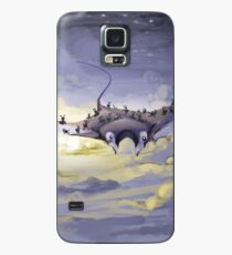 """""""Sky Ray and the Ants"""" - Digital Mixed Media Painting Case/Skin for Samsung Galaxy"""