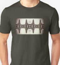 The clones of the church ruins sepia Unisex T-Shirt