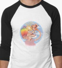 Grateful Dead Europe 72 Ice Cream Kid Men's Baseball ¾ T-Shirt