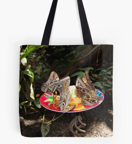 Lunch with Friends Tote Bag