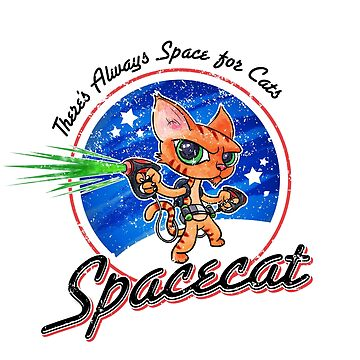 Spacecat by Rumblecade