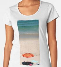 Cottesloe Beach, Perth WA Women's Premium T-Shirt