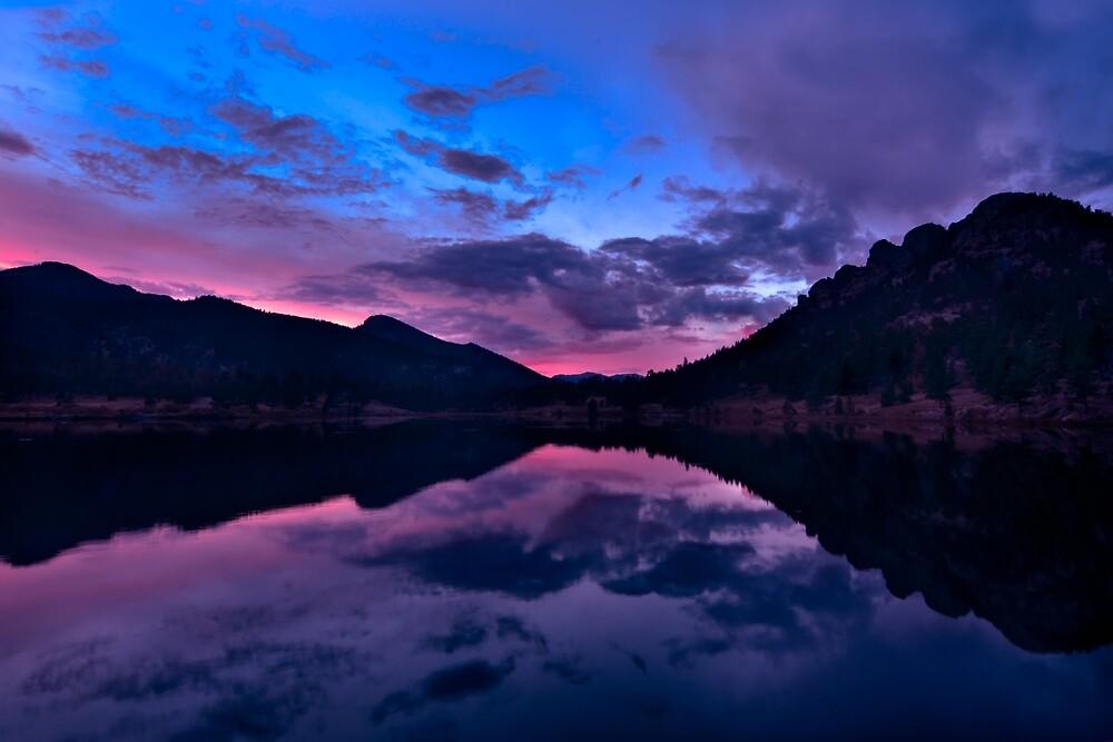 Lily Lake in Estes Park, Colorado. by mattmacpherson