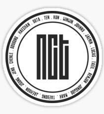 Pegatina OT18 NCT
