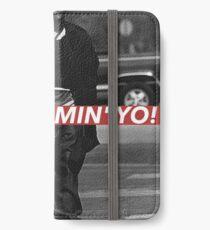 OMAR iPhone Wallet/Case/Skin