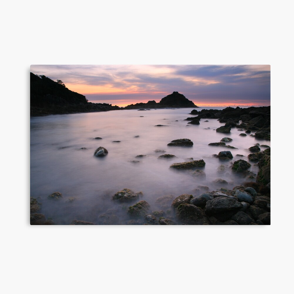 Pre-dawn, Mimosa Rocks National Park, Australia Canvas Print