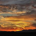 Nevada Sunrise by doubleheader