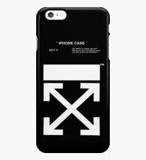 black white off iPhone 6s Plus Case