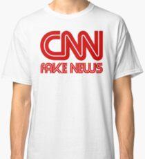 CNN gefälschte Nachrichten Classic T-Shirt
