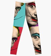 Salvador Dali Leggings