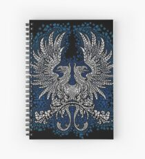 Commander of the Grey Spiral Notebook