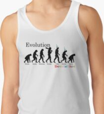 Party Evolution Tank Top